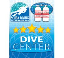 Five Star Dive Center Logo